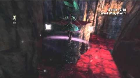 Alice Madness Returns Chapter 4 Bottle locations walkthrough