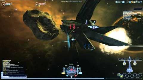 "Battlestar Galactica online ""Battle Epsilon Krau"""