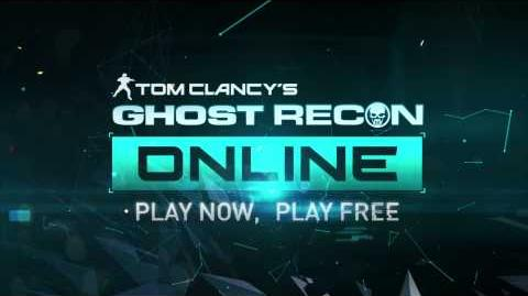 """Ghost Recon Online -- """"Luck Don't Live Here"""" Trailer UK"""