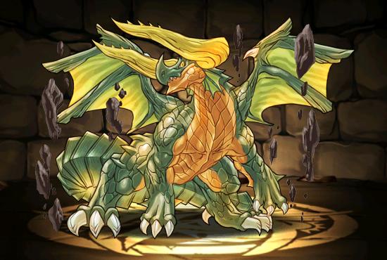 Graviton Earth Dragon Puzzle Amp Dragons Wiki Wikia