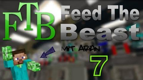 Let's Play Feed The Beast - Generator + Macerator = Items verdoppeln D - 007 HD