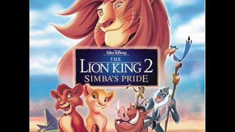 The Lion King II Soundtrack- We Are One (Pop Version)