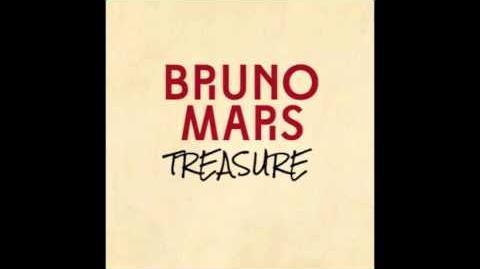 Treasure - Bruno Mars Instrumental