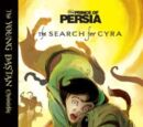 The Search for Crya (Young Dastan Chronicles)