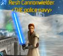 Resh Cannonwielder