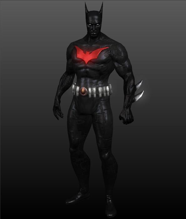 Batman Beyond was the shit, yo - Page 3 - NeoGAF