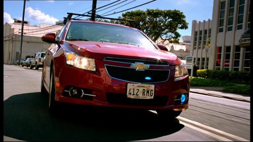 Hawaii Five-O Car