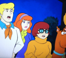 Scooby-Doo's Ghost Gallery