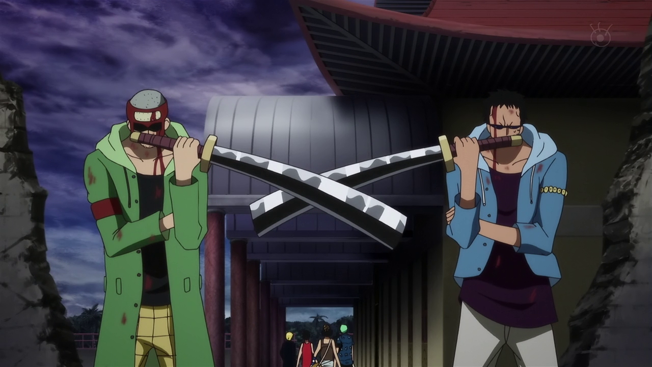 Johnny dan Yosaku