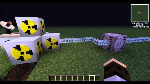 Minecraft FTB Tutorial Nuclear Reactor