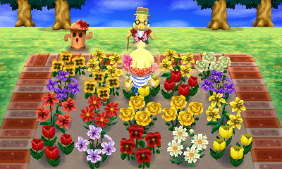 Official Gardening Tour New Leaf