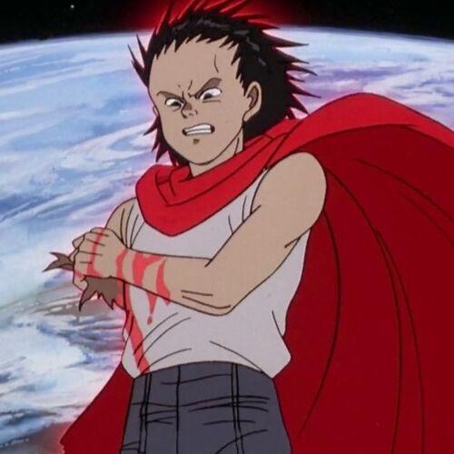 Tetsuo Shima Mutation Tetsuo Shima - Akira W...