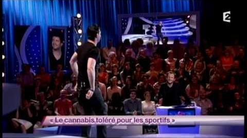 Le cannabis toléré pour les sportifs