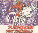 Trigon (New Earth)/Gallery