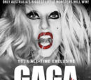 Gaga Live at Sydney Monster Hall