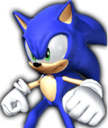 Sonic Rivals 2 - Sonic the Hedgehog 2.png