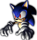 Sonic Rivals 2 - Sonic the Hedgehog Mimic Ghost.png