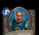 Goldshire Footman