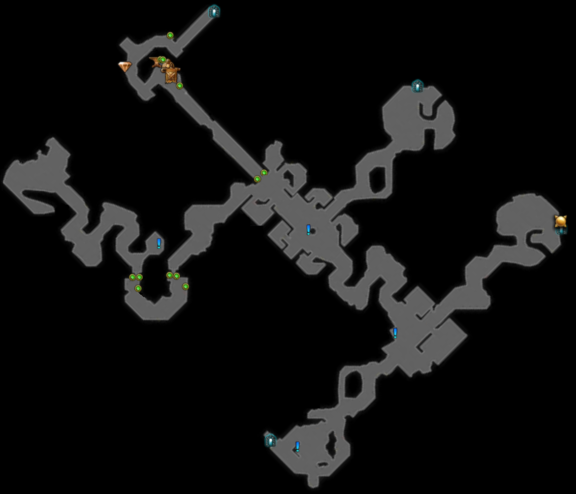 Valenthia is the first map area you can explore this area leads to