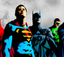 Justice League: Super Heroes
