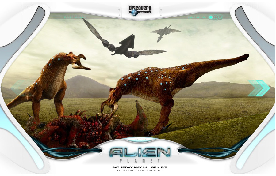 Natural History Of An Alien Discovery Channel