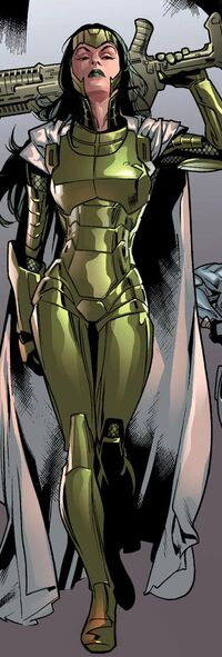 Ophelia Sarkissian (Earth-616) from All-New X-Men Vol 1 13