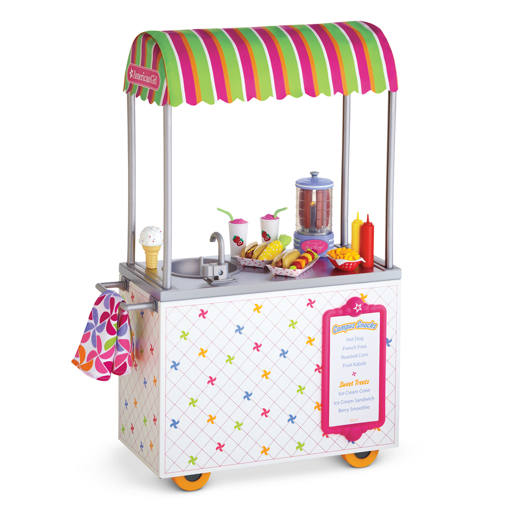 Campus Snack Cart American Girl Wiki