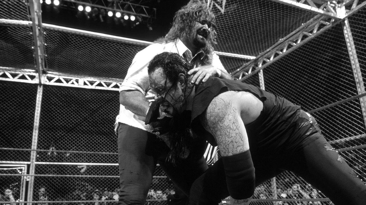 Undertaker Vs Mankind King Of The Ring  Wiki