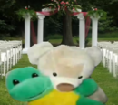 Turdsley and Fluffy's Wedding