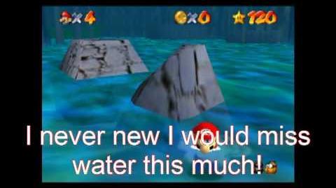 Super Mario 64 Bloopers: Dreams
