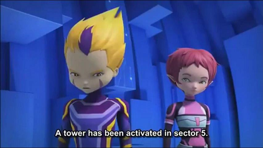 Code Lyoko Evolution Episode 1 English Subtitles