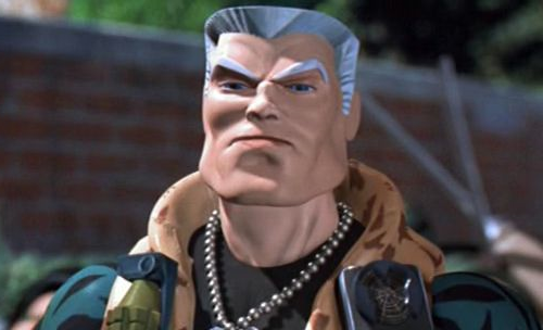Small Soldiers Major Chip Hazard