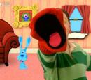 Answer to Blue's Clues