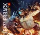 Leatherback (Kaiju)/Gallery