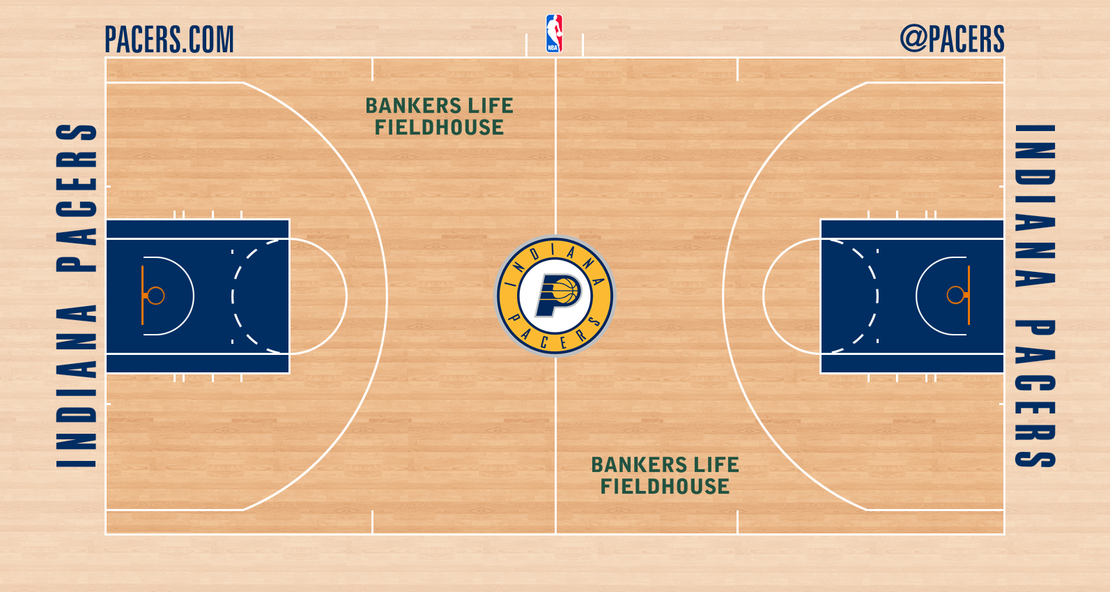 Pacers Logo Png Images & Pictures - Becuo