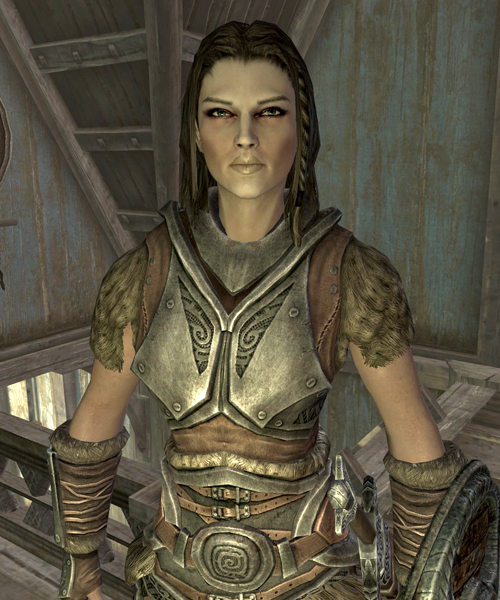 Skyrim lydia no trade option