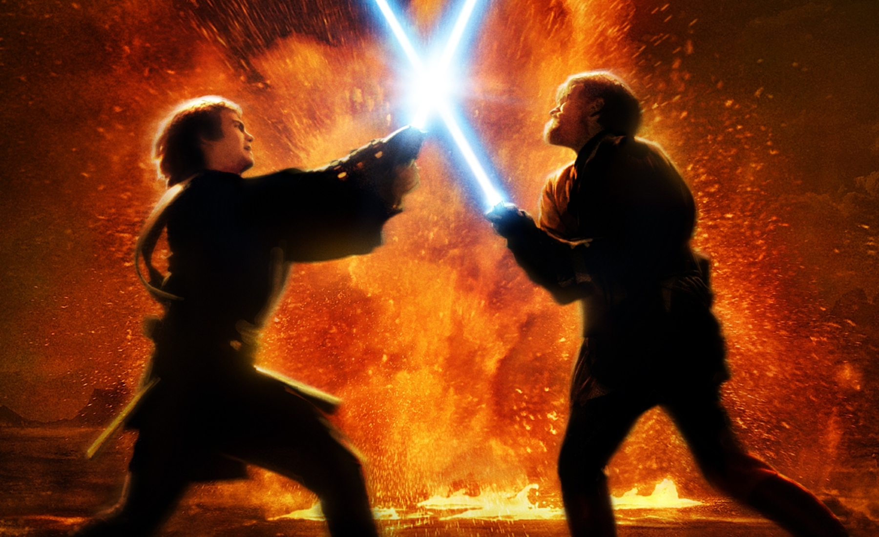 best lightsaber fight in the prequels the cantina