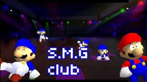 Super Mario 64 Bloopers: S.M.G Club
