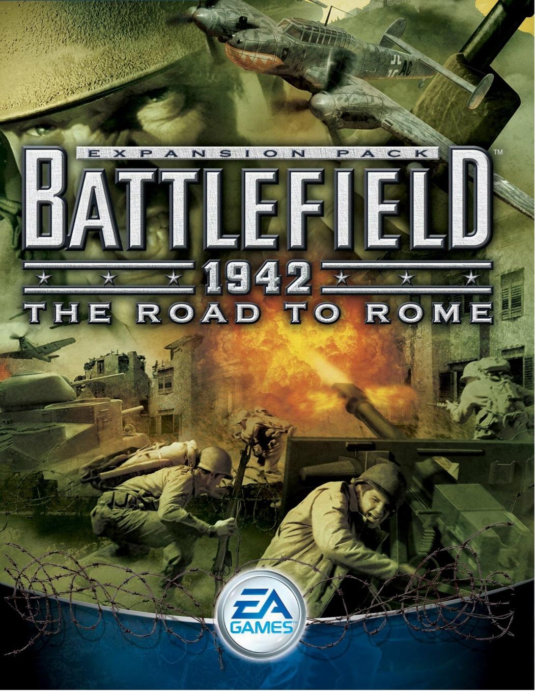 Battlefield 1942 cd -