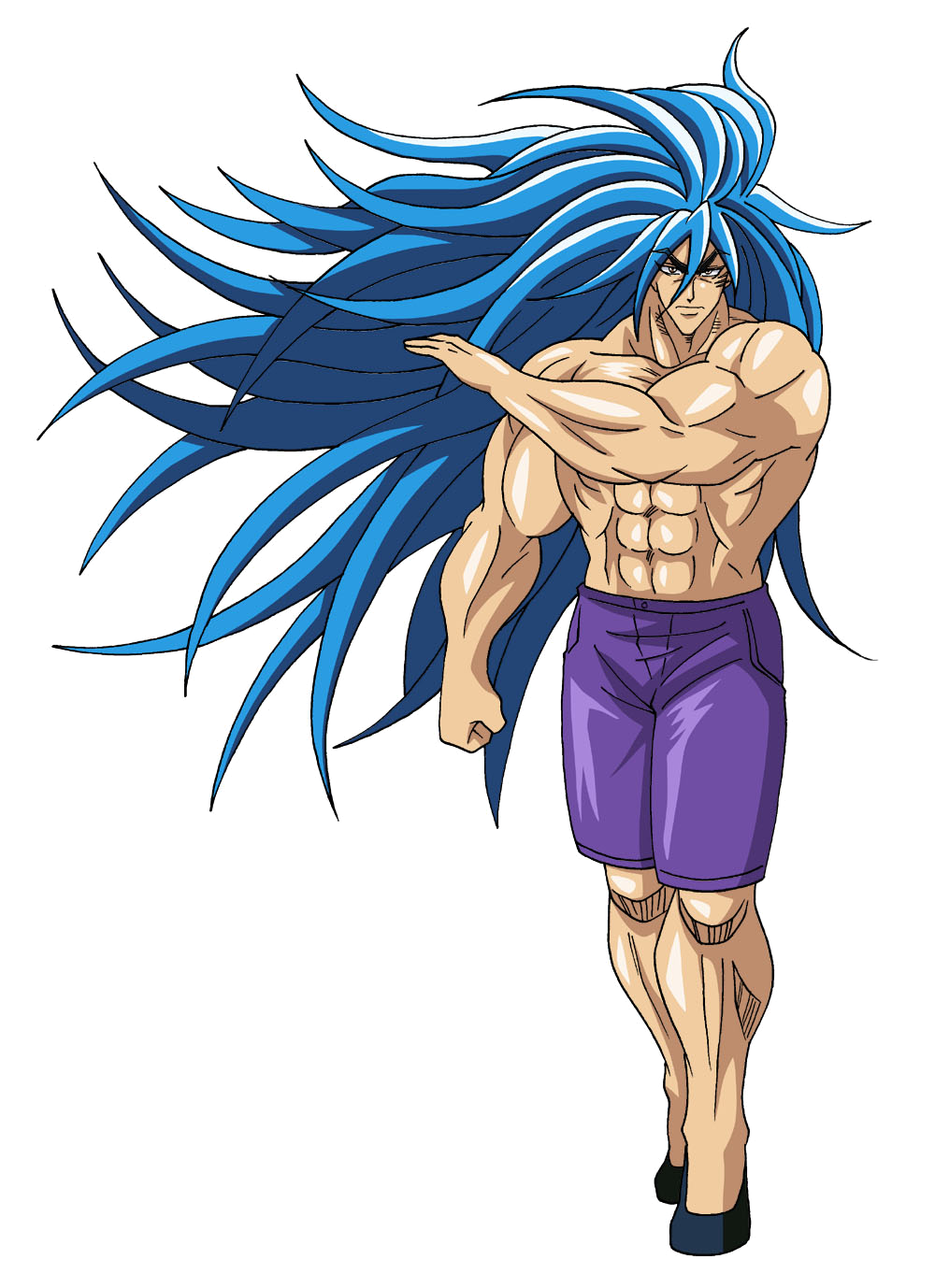Toriko  Food Immersion  GGB pngToriko Food