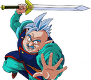 Espada del Kaio-shin del Norte