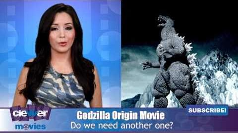 Godzilla Origin Movie In Development