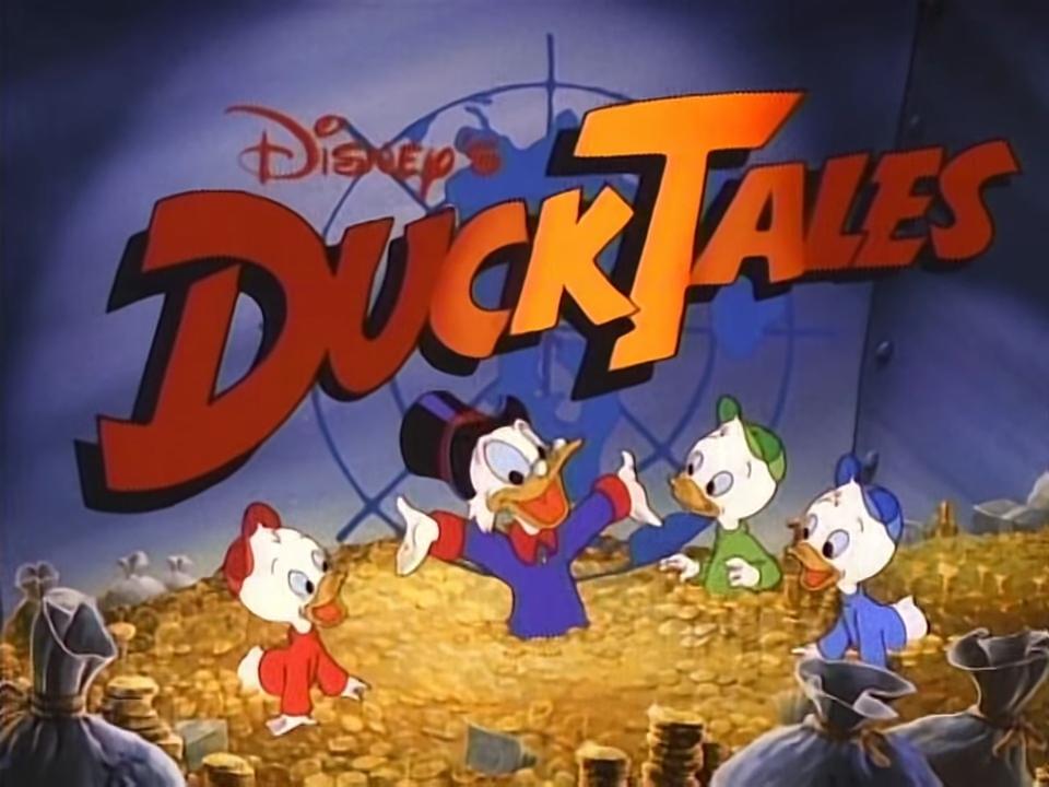 Watch DuckTales TV Show | Disney Channel on DisneyNOW