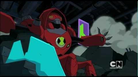 Ben 10 Omniverse Cartoon Network