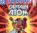 Captain Atom Annual Vol 1 1