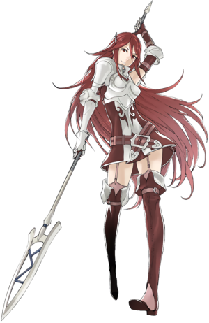 Cordelia (FE13 Artwork)