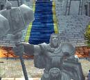 Statue von Uther Lichtbringer