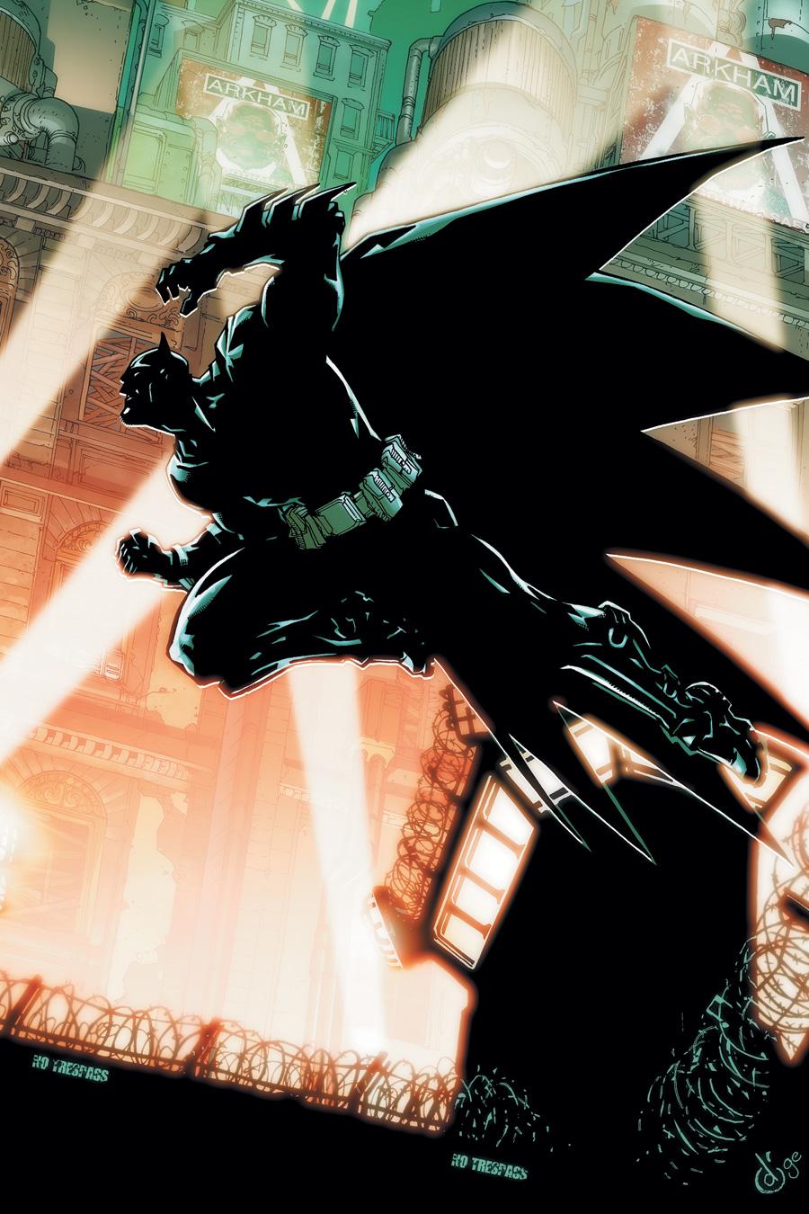 Comics Batman Arkham City Batman Arkham City 5