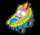 Banana Split (Trash Wheels)