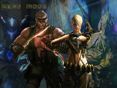 Hero Mode X - Crossfire Wiki - Wikia